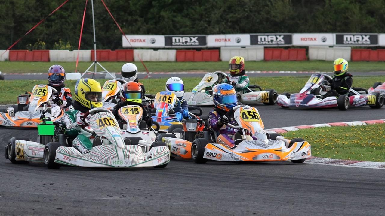 Central European Karting Championship Speedworld Austria 2017
