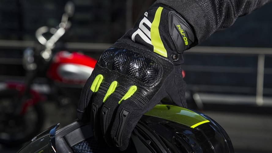 Seventy Degrees desarrolla la costura Pro-Curve en sus guantes