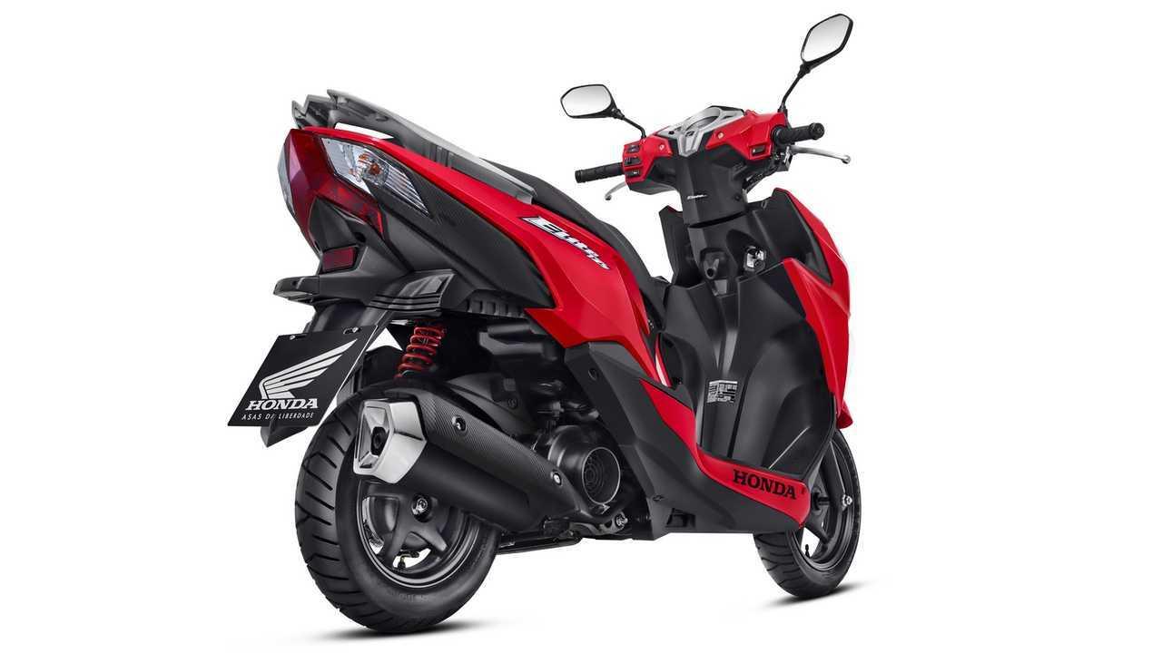 honda apresenta scooter elite 125 nova cb 1000 r e mais. Black Bedroom Furniture Sets. Home Design Ideas