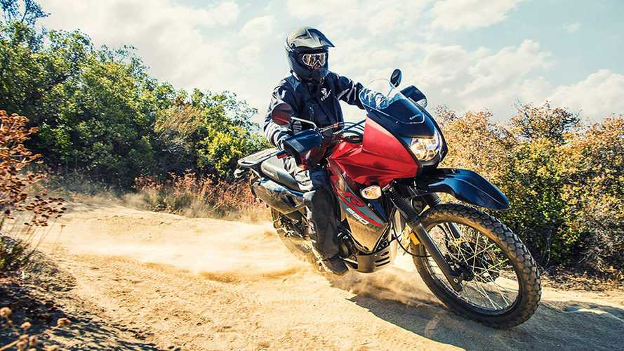 The Kawasaki KLR650 Is Crossing the Rainbow Bridge