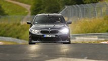 BMW M5 by AC Schnitzer at the Nurburgring