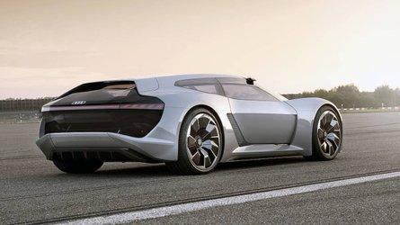 El Audi PB18 e-tron se convertirá en una edición limitada
