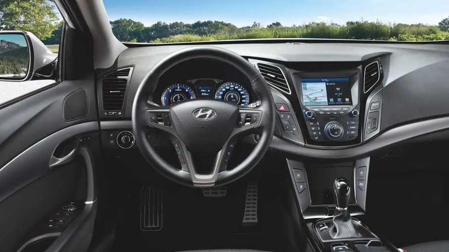 Hyundai i40 szedán és kombi (frissített)