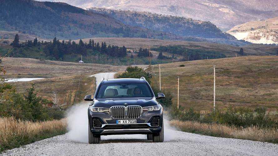 BMW X7 уже ломается – объявлен отзыв в России