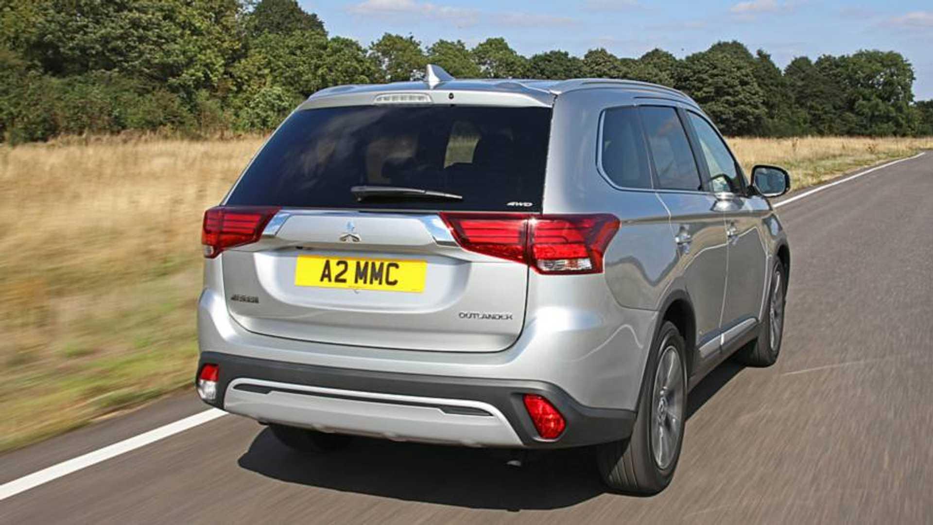 Mitsubishi outlander petrol