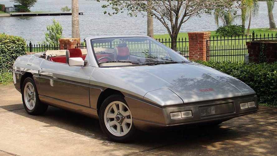 1984 Lotus X100 Prototipi