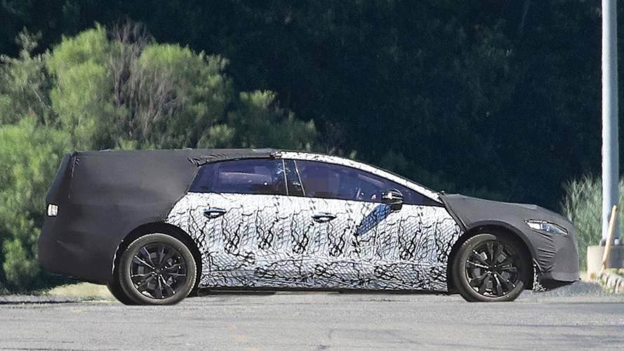 Mercedes EQS: Nicht täuschen lassen – dieser Kombi ist Mercedes' große Elektro-Limousine