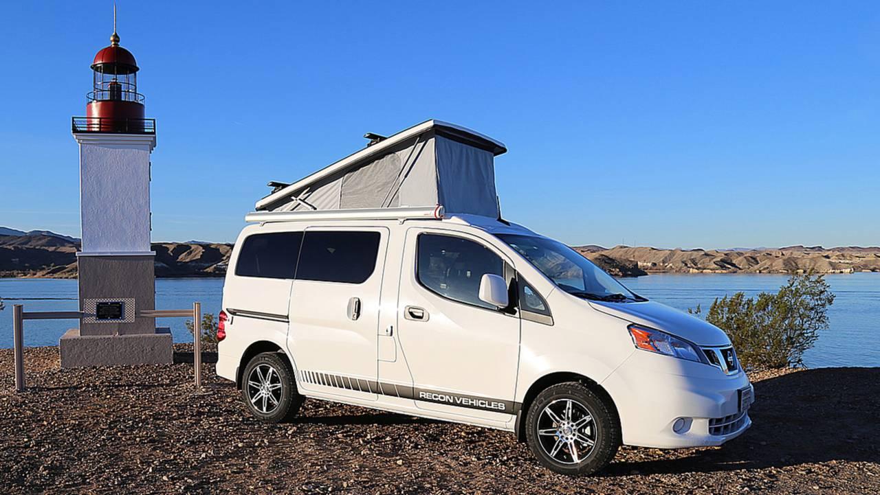 Envy Camper Van Nissan NV200