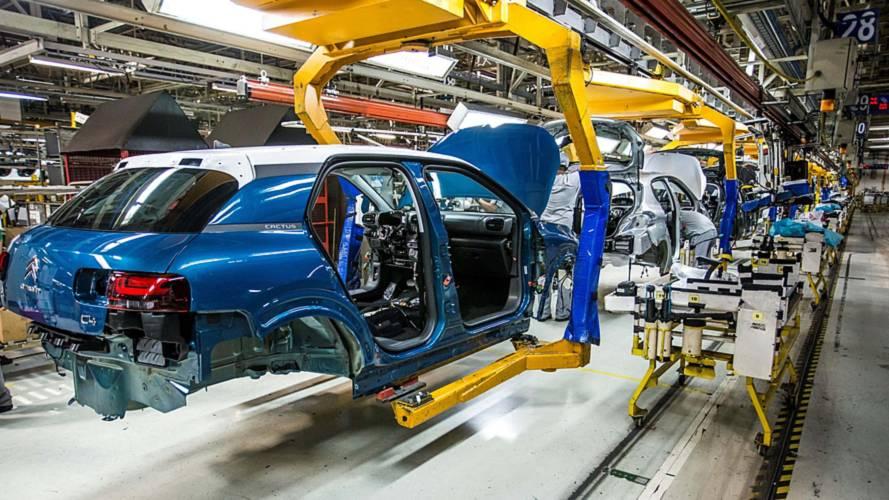 Citroën C4 Cactus começa a ser produzido em Porto Real (RJ)