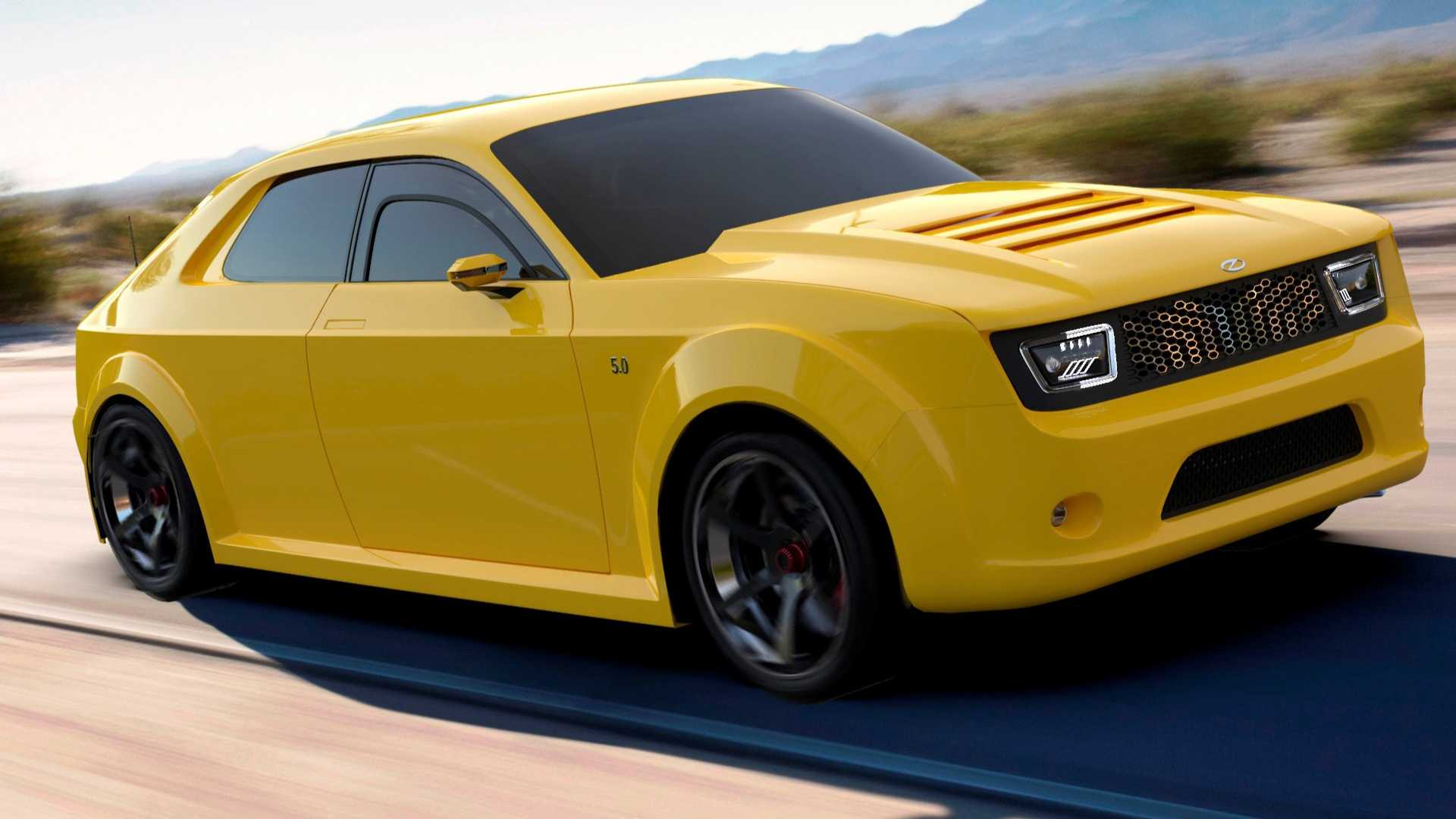 Yugo Gt 5000 Is A Hatchback Revival You Didn T Know You Wanted