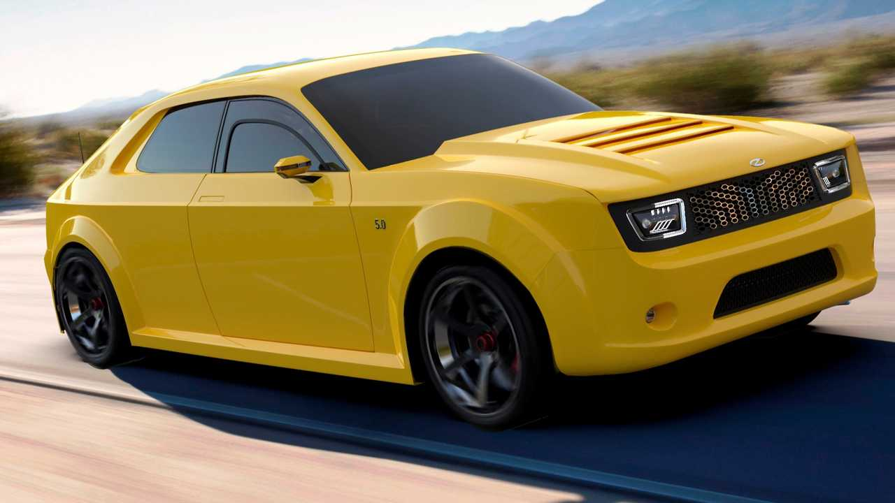 Yugo Gt 5000 Is A Hatchback Revival You Didn U0026 39 T Know You Wanted