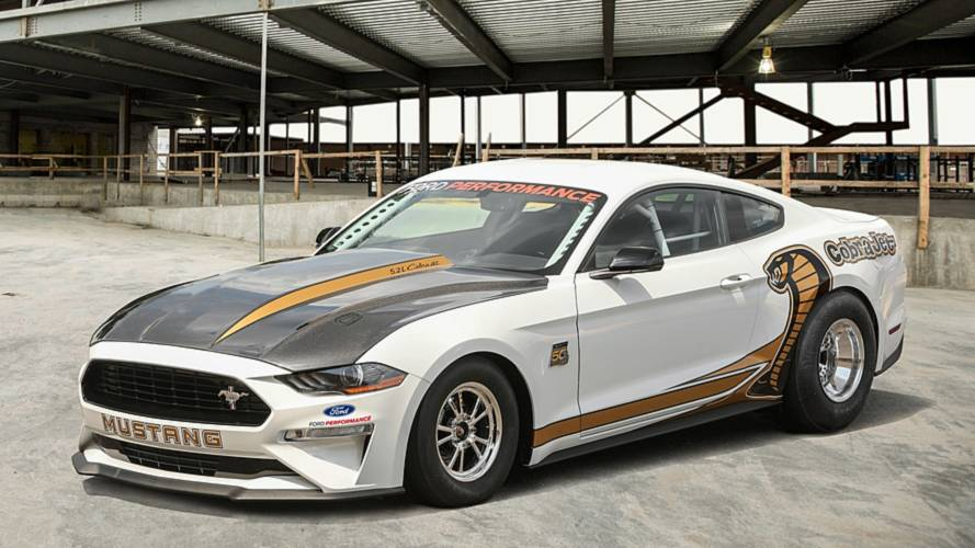 Ford Mustang Cobra Jet Is An 8-Second Quarter-Mile Demon Killer