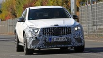 2019 Mercedes-AMG GLC 63 Spy Photos