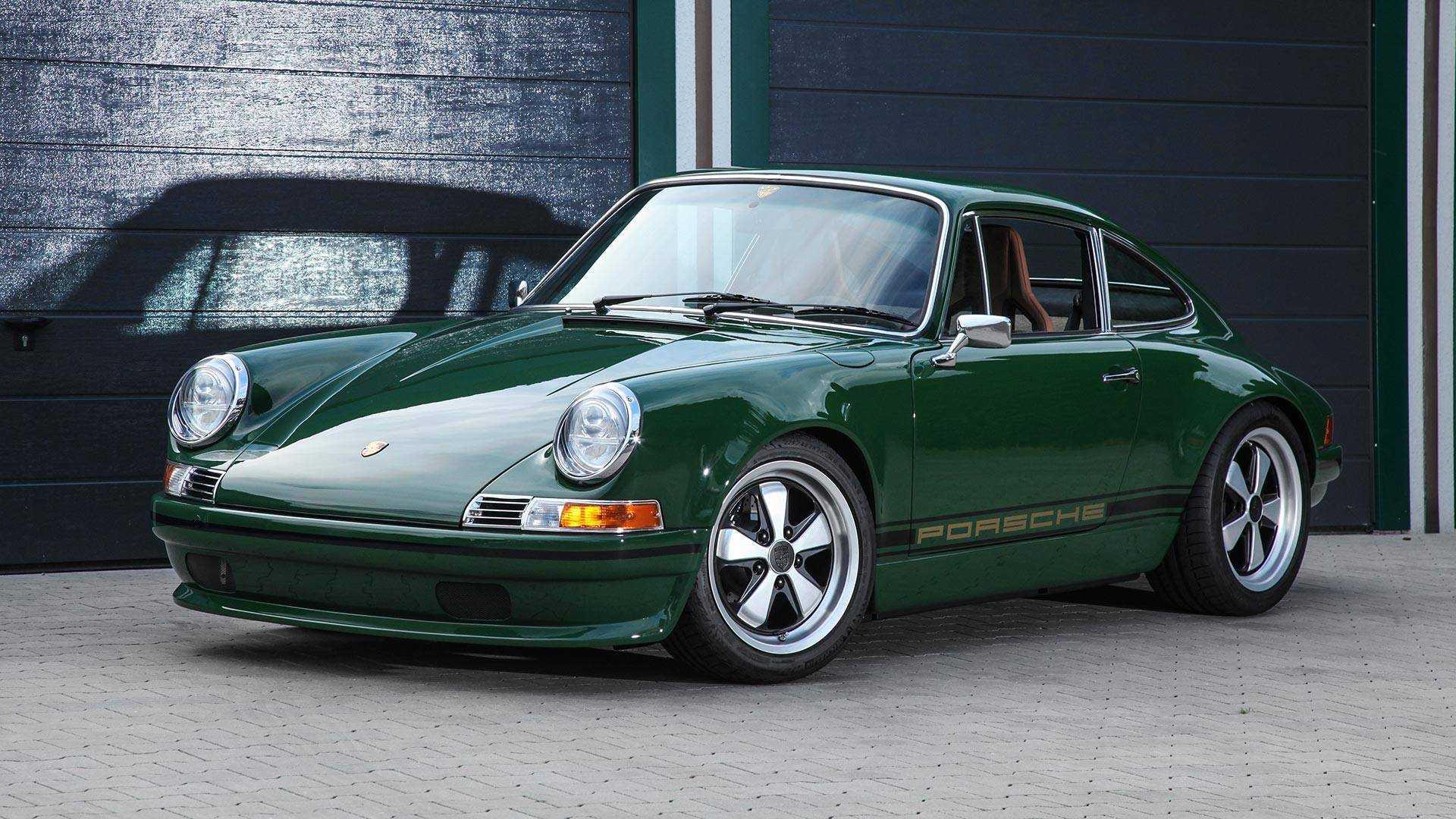 964 Porsche 911 Gets Vintage Look From German Tuner