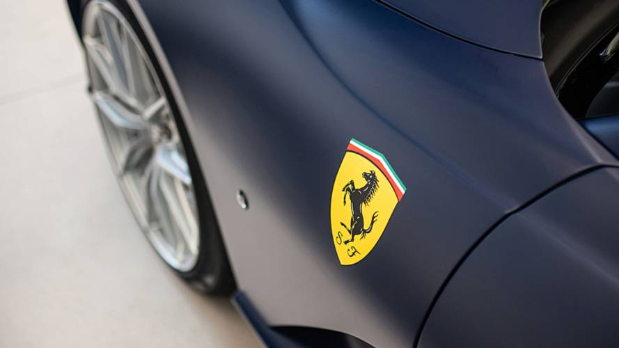 Ferrari confirms V6 hybrid model coming in 2-3 months