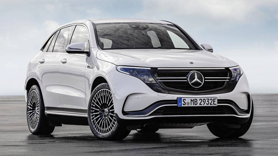 Mercedes-Benz EQC To Enter Production In Mid-2019