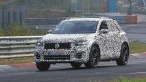 VW T-Roc R (2019) bei Nordschleife-Tests erwischt