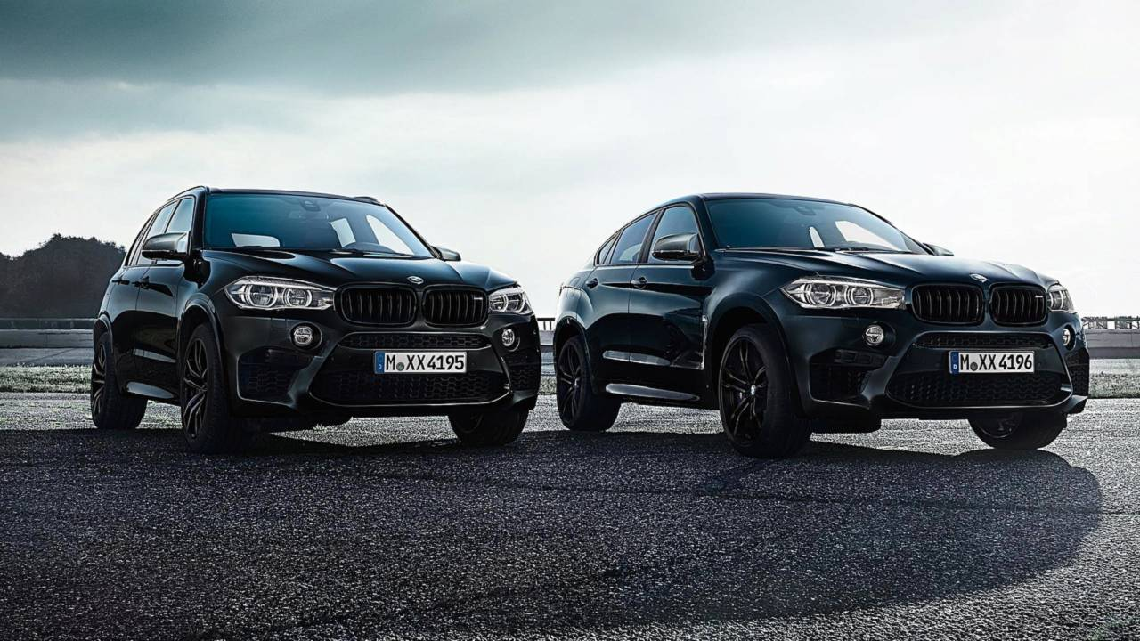 7 - BMW X5 M / X6 M Competition (625 ch)