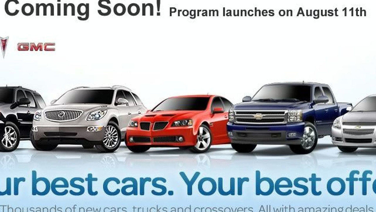 GM eBay Motors Click and Buy car-selling program
