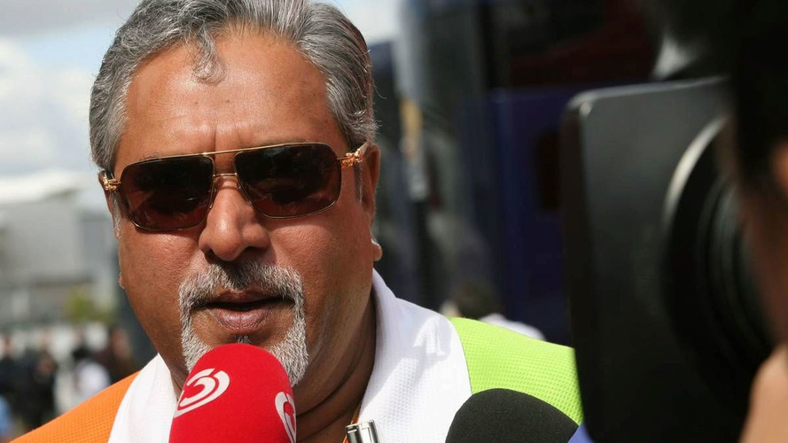 Mallya tells promoters to push for GP backing