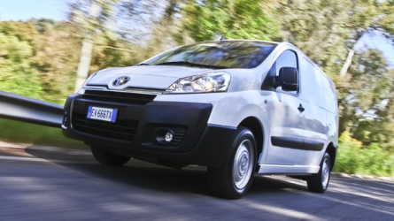 Toyota ProAce, prime impressioni