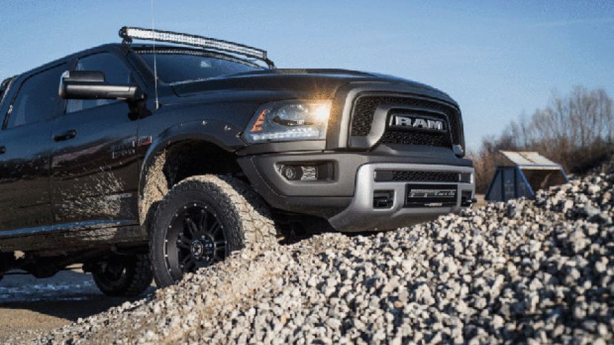 Dodge RAM 1500 anche a GPL con Geiger Cars