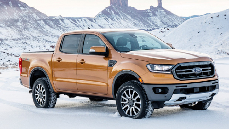 Nuovo Ford Ranger, only for USA | VIDEO