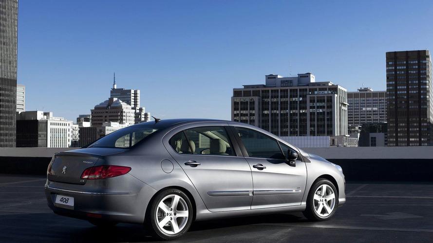 2011 Peugeot 408 Sedan Revealed in Beijing