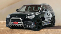 Hofele Touareg Silk Way Rally 2009 Special Edition