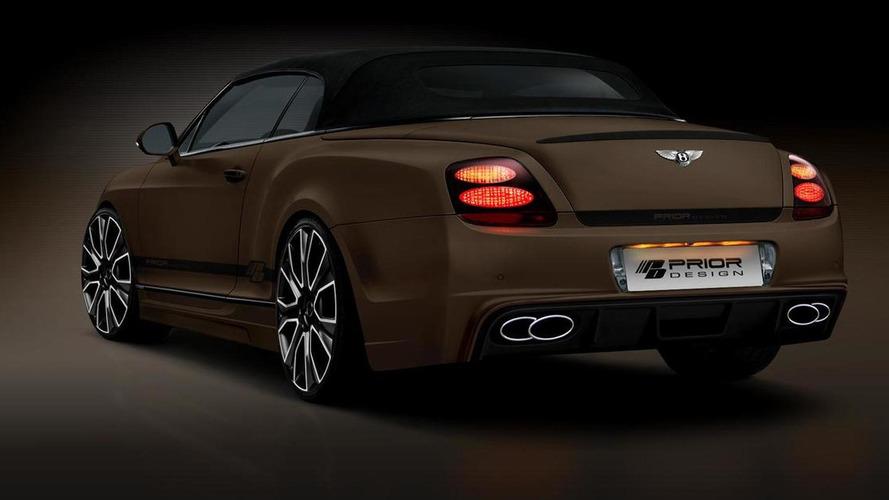 Bentley Continental GTC by Prior-Design