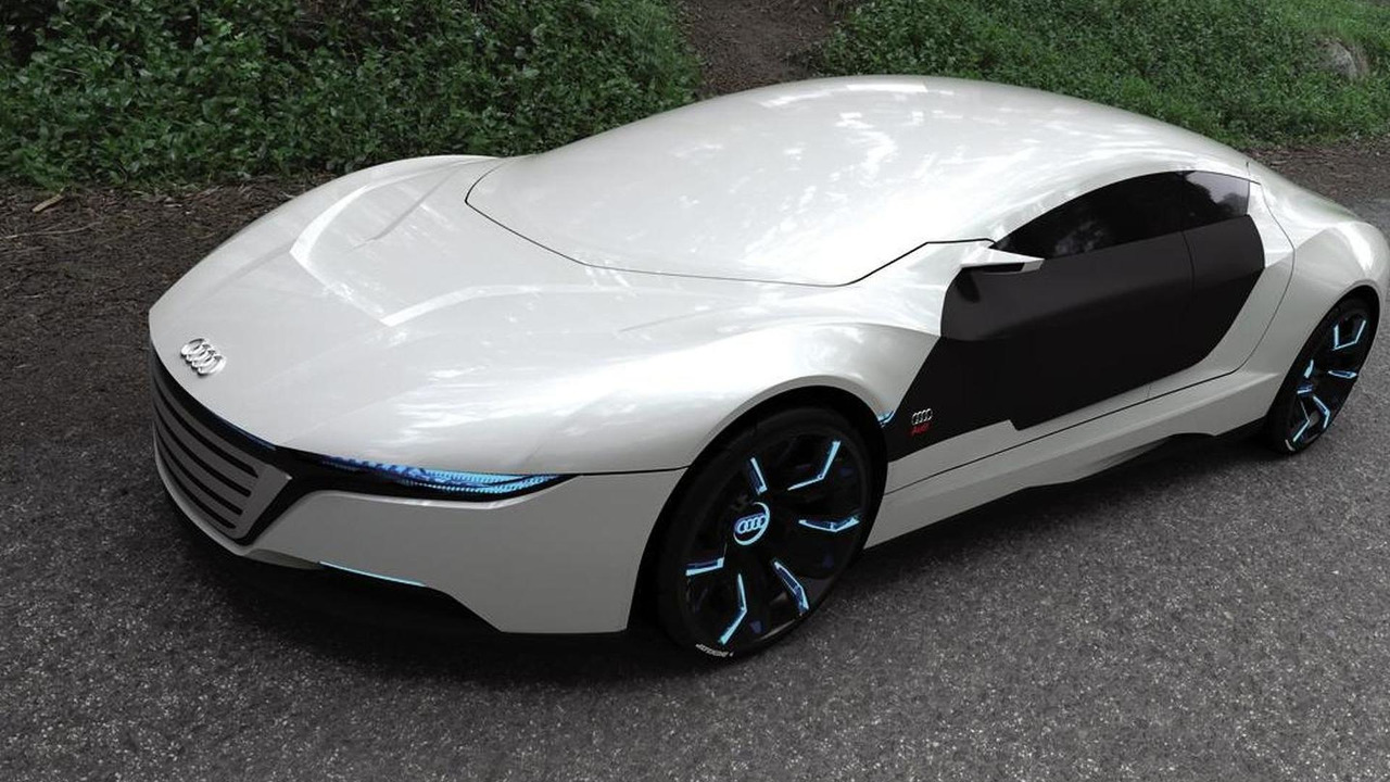 2021 Audi A9 Concept Pricing