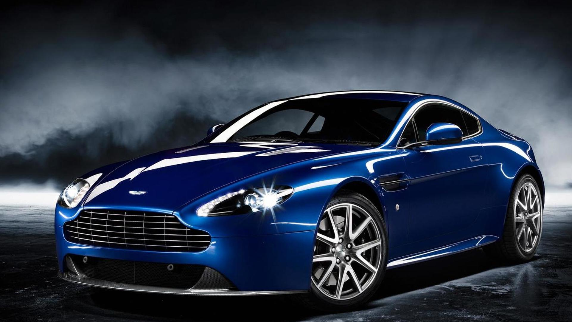 Aston Martin Could Be Forced To Drop The Vantage Db9 In The U S