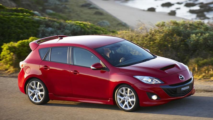 Mazdaspeed alt markasının fişi resmi olarak çekildi