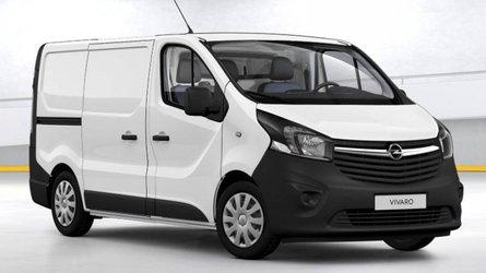 Vivaro furgone