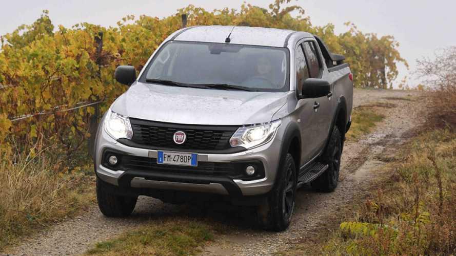 Picape Fiat Fullback, clone da L200 Triton, sai de linha na Europa