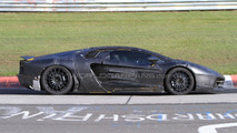 Lamborghini Jota Superleggera prototype at Nurburgring spy photo 21.09.2010