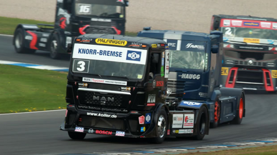 Truck Racing, Hahn re di Misano