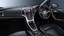 2010 Vauxhall Astra Interior