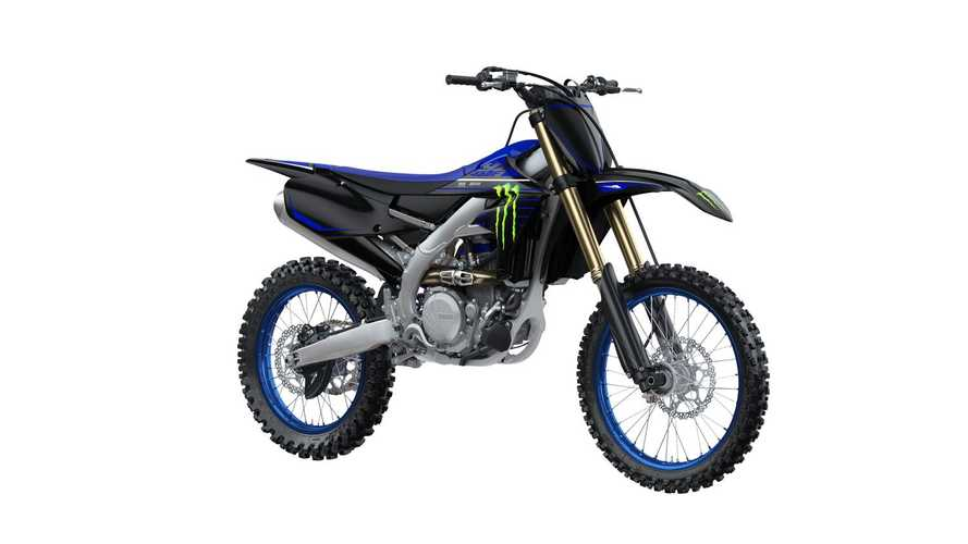 Yamaha Announces Updates To 2022 Off-Road Lineup
