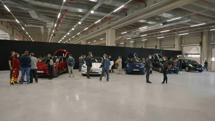 Tesla официально открыла завод в Берлине