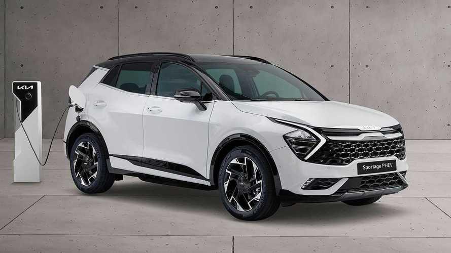 Nuova Kia Sportage ibrida plug-in: fa più di 50 km in elettrico