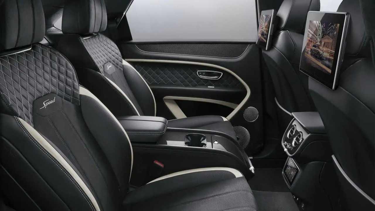 Nuovi maxi schermi posteriori Bentley