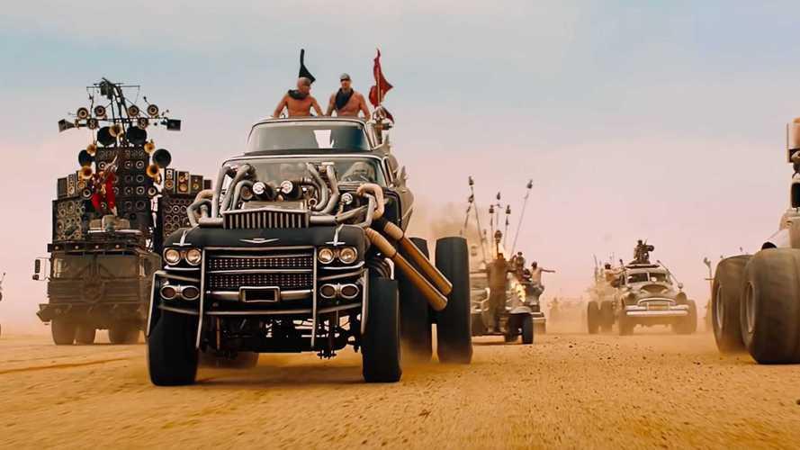 Les voitures de Mad Max: Fury Road sont à vendre aux enchères !