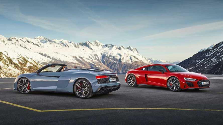 Audi R8 V10 Performance RWD (2022)