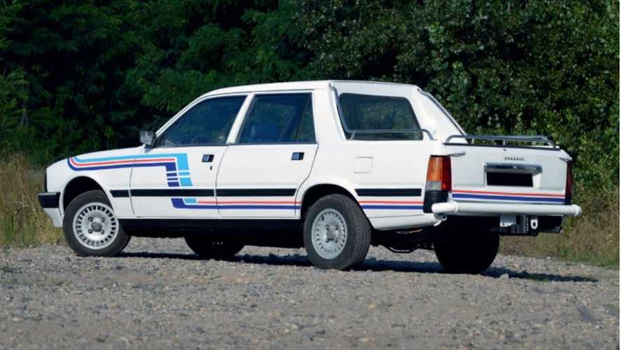 Peugeot 505 1985 pick-up, a subasta