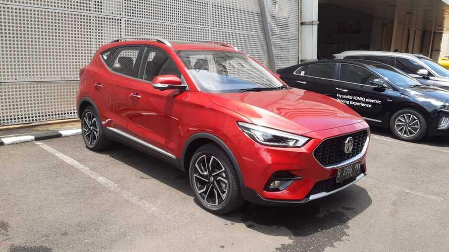 Test Drive New MG ZS