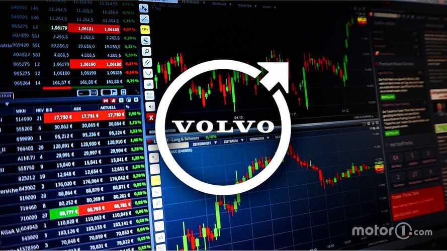 Volvo va in Borsa, quotazione a Stoccolma