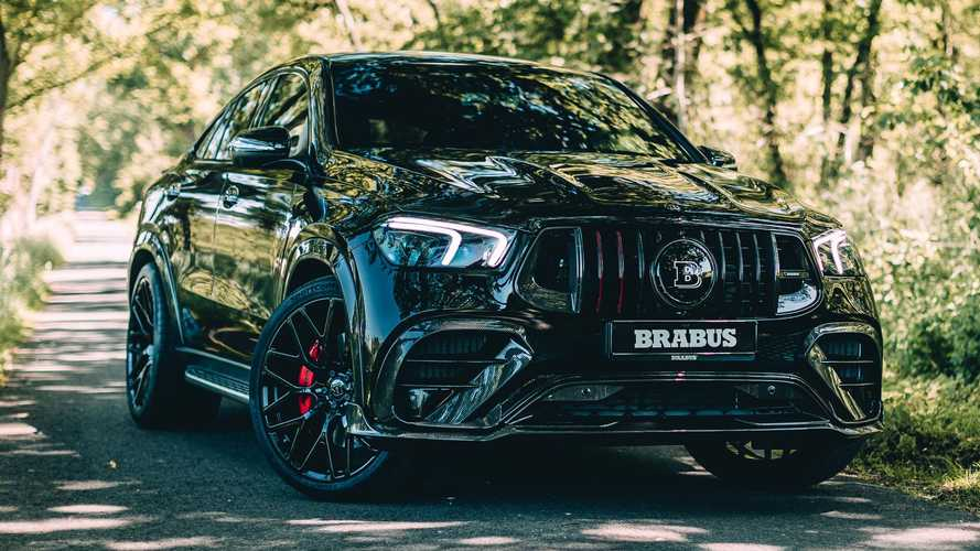 Brabus 800 is a Mercedes GLE Coupe upgraded to make 789 bhp