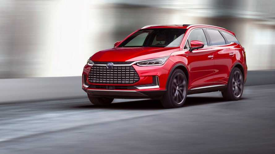 China: BYD Plug-In Electric Car Sales Hit New Record In June 2021