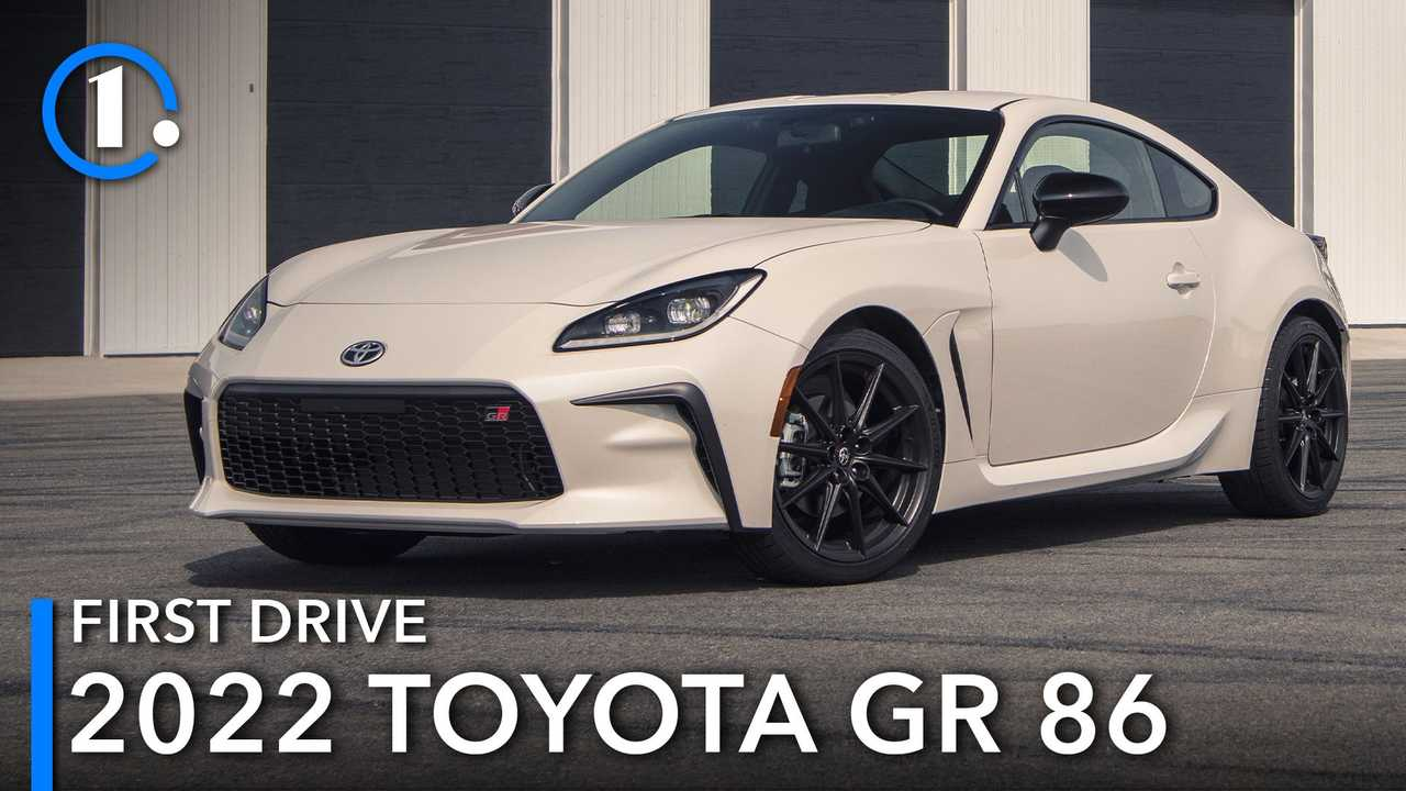 2022 Toyota GR 86 First Drive Review